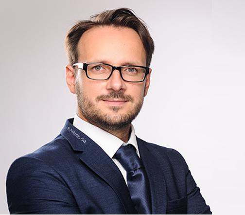 Rechtsanwalt Daniel Holz